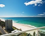 View from Pacific Views, Main Beach, GoldCoast